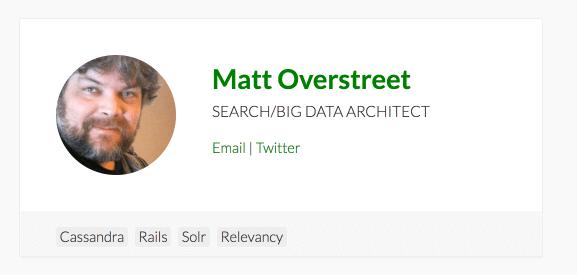 I'm Matt, expert at pretty much everything.
