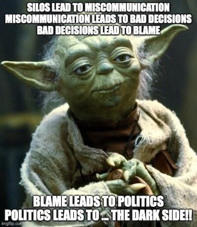 yoda saying dark side
